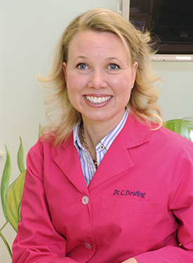 Dr. Christine Dowling pediatric dentist
